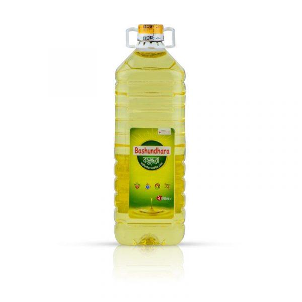 Bashundhara Soybean Oil (2L)