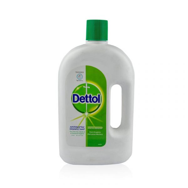 Dettol Antiseptic Liquid (Brown) Single Pack (500ml)