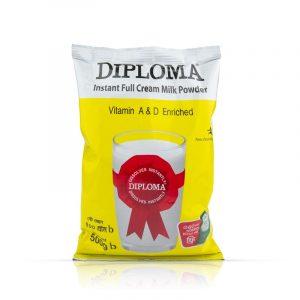 DIPLOMA Instant Full Cream Milk Powder (500gm)