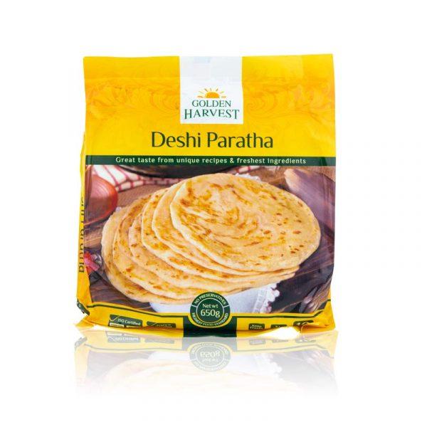 Golden Harvest Mega Deshi Paratha (650g)