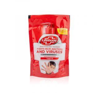 Lifebuoy Handwash Total Refill 170ml