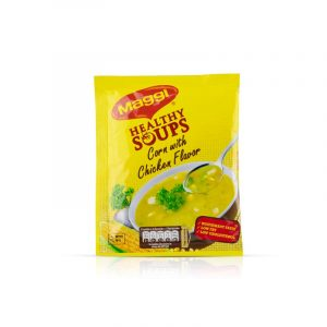 Nestlé Maggi Healthy Soup Corn With Chicken Flavor (25g)