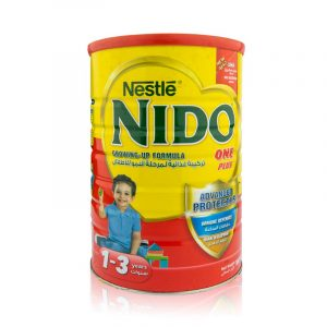 Nestle Nido Growing Up 1-3 Years Tin (1800g)
