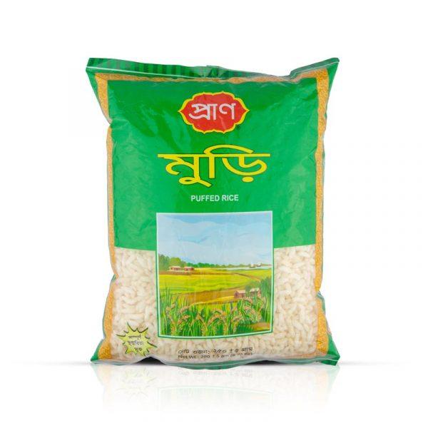 Pran Puffed Rice (Muri) 250 gm