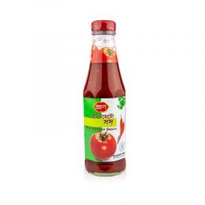 Pran Hot Tomato Sauce (340g)