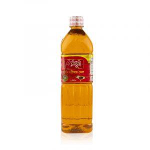 Radhuni Pure Mustard (Sorisha) Oil (1L)