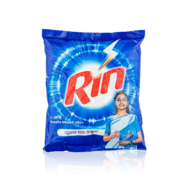 Rin Washing Powder Power Bright (1kg)