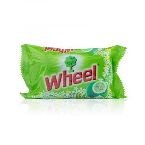 Wheel Washing Powder Laundry Bar (130g)