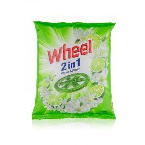 Wheel Washing Powder 2in1 Clean & Fresh (1kg)