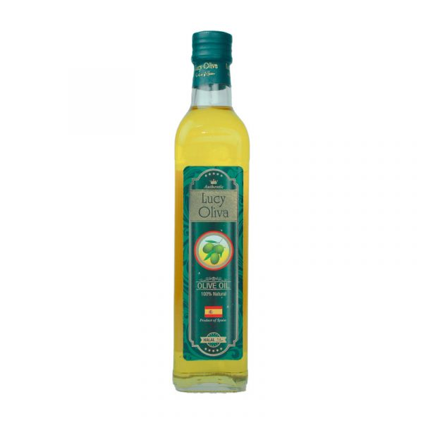 Lucy Olive Oil Glass (500ml)